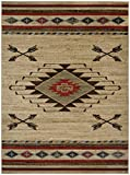 Mayberry Rugs area rug, 5'3'x7'3', Antique