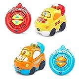 VTech Go! Go! Smart Wheels Speedway RC SmartPoint Racer 2-Pack