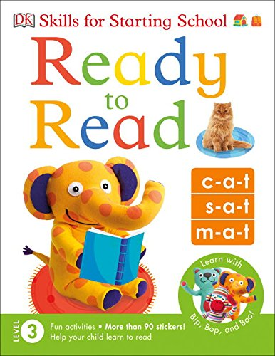 [VYBaQ.D.O.W.N.L.O.A.D] Skills for Starting School Ready to Read by DK P.P.T