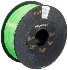Amazon-Basics-PLA-3D-Printer-Filament-175mm-Neon-Green-1-kg-Spool