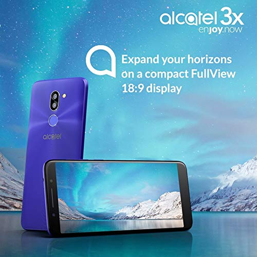 Alcatel 3X (Black, 32 GB) (3 GB RAM) 9