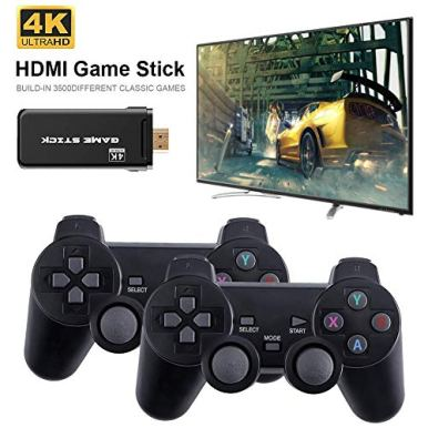 DanDre-USB-Wireless-Console-Game-Stick-Video-Game-Console-Built-in-3500-Classic-Games-8-Bit-Mini-Retro-Controller-HDMI-Output-Dual-Player-Ultra-HD-Game-Stick