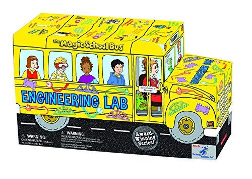 The Magic School Bus: Engineering Lab