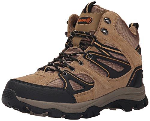 Nevados Men's Talus Hiking Boot, Light Brown/Light Brown/Black, 11 M US