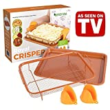 NEW 2018 COPPER FRYING PAN CRISPER COPPER CHEF PAN AS SEEN ON TV NON STICK COPPER PAN FOR HOUSEWIVES AND CHEFS