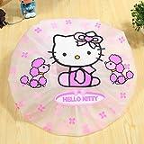 CJB Hello Kitty Bath Shower Caps Hats Dogs (US Seller)