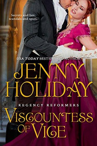 Viscountess of Vice by Jenny Holiday