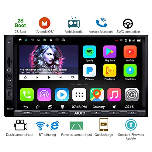 ATOTO A6 Android Car Navigation Stereo...