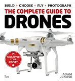 The Complete Guide to Drones: (This is a book, NOT a drone) (Colouring for Mindfulness)