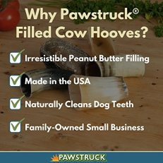 Peanut-Butter-Filled-Cow-Hooves-for-Dogs-Made-in-The-USA-Bulk-Dog-Dental-Treats-Dog-Chews-Beef-Hoof-American-Made-5-Peanut-Butter-Filled-Hooves