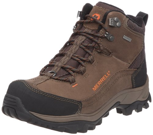 Merrell Men's Norsehund Omega Mid Waterproof Hiking Boots