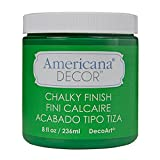 DecoArt ADC-15 Americana Chalky Finish Paint, 8-Ounce, Fortune