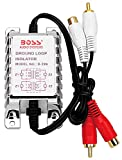 Ground Loop Isolator | BOSS Audio B25N Noise Filter for Car Audio Systems