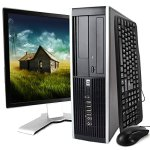 HP-Desktop-Computer-Core-2-Duo-30-GHz-Processor-4GB-160GB-DVD-WiFi-Adapter-Windows-10-19in-LCD-Monitor-Included-Brands-may-vary-Renewed