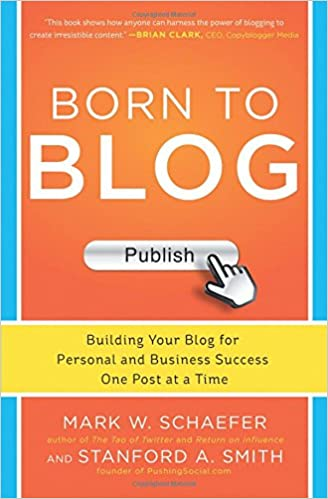 Born to Blog cover