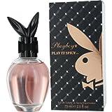 Playboy Play It Spicy Women Eau De Toilette Spray, 2.5 Ounce