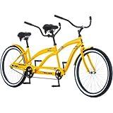 26' Kulana Lua cruiser spring saddles Tandem Bike tandem frame oversized fork NEW