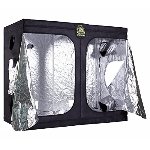 Helios 96' x 48' x 80' Grow Tent - Indoor Mylar Hydroponic Plant Growing Room