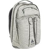 Burton Curbshark Backpack, Grey Heather Diamond Ripstop