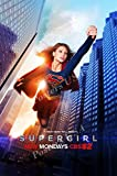 """Posters USA Supergirl TV Series Show Poster GLOSSY FINISH - TVS348 (24"""" x 36"""" (61cm x 91.5cm))"""