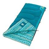 Coleman Sleeping Bag for Kids 0°F Mummy Sleeping Bag Snug Bug Cold-Weather Youth Sleeping Bag for Outdoors