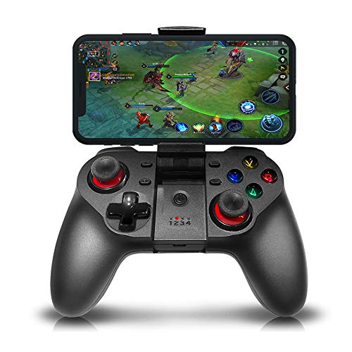 CHENGDAO Mobile Smartphone Game Controller Wireless Compatible iPhone,iPad,iOS,Android