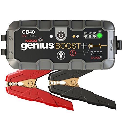 NOCO Genius Boost Plus GB40 1000 Amp 12V Ultra Safe Lithium Jump Starter