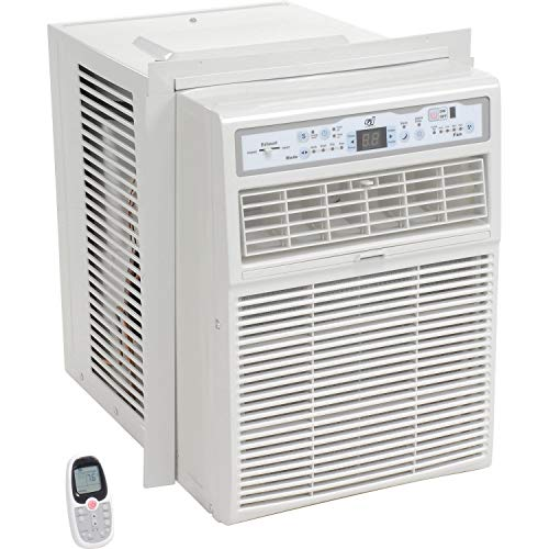 Global-Industrial-Casement-Window-Air-Conditioner-10-000-BTU-115V-with-Remote