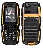 Sonim XP1520 BOLT SL Ultra Rugged IP-68, MIL SPEC-810G Cell Phone (AT&T) (Renewed)