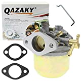 QAZAKY Carburetor for Gas Club Car Golf Cart DS Replacement for Kawasaki 341cc 1984 1985 1986 1987 1988 1989 1990 1991 Side Valve Engines Carb 1014541 1012508