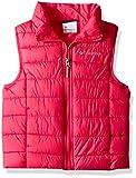 Columbia Kids & Baby Big Boys' Powder LitePuffer Vest, Cactus Pink, Large