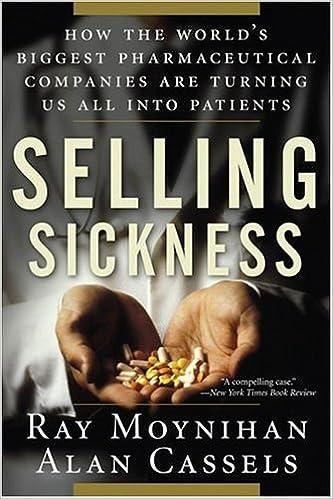 Selling Sickness Book