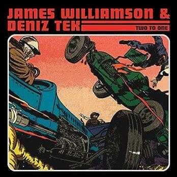 Two to one : James williamson & deniz tek: Amazon.es: Música