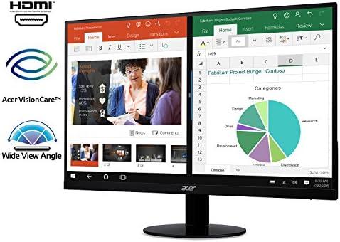 Acer SB220Q bi 21.5 Inches Full HD (1920 x 1080) IPS Ultra-Thin Zero Frame Monitor (HDMI & VGA Port), Black 14