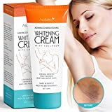 Underarm Whitening Cream,Lightening Cream Effective for Lightening & Brightening Armpit, Knees, Elbows, Sensitive & Private Areas, Whitens, Nourishes, Repairs & Restores Skin by Asavea