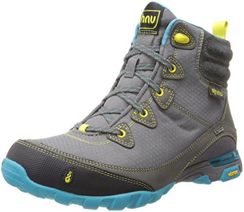 Ahnu Women's Sugarpine Hiking Boot,Dark Grey,5 M US