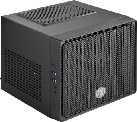 CoolerMaster Mini-ITXキューブ型PCケース Elite 110 Cube (型番:RC-110-KKN2-JP)