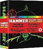 Hammer Vol 3 - Blood And Terror [Blu-ray]