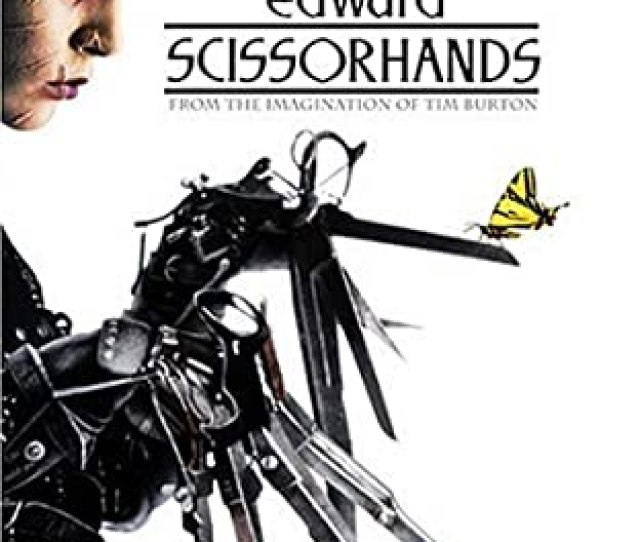Edward Scissorhands Widescreen Anniversary Edition