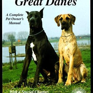 Great Danes: Everything About Purchase, Care, Nutrition, Breeding, Behavior, and Training With 46 Color Photos (Complete Pet Owner's Manual) 17