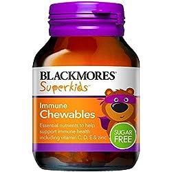 Blackmores Superkids Immune Chewables 60 Chewables