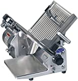 Globe Food GC512 Chefmate 12' Compact Gear Driven Manual Slicer