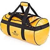Duffel bag with Backpack Straps for Gym, Travels and Sports - SANDHAMN Duffle - by The Friendly Swede