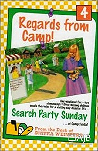 Image result for Search Party Sunday regards from camp