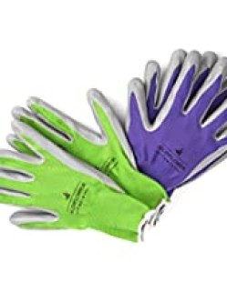 long gardening gloves