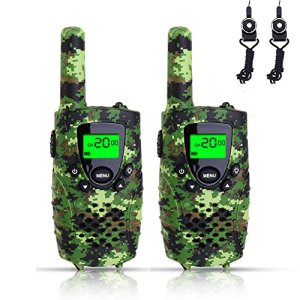 FAYOGOO Kids Walkie Talkies