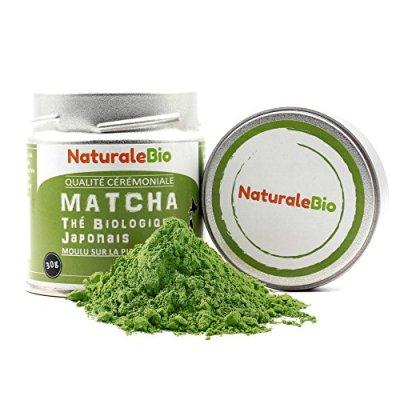 Matcha Naturalebio