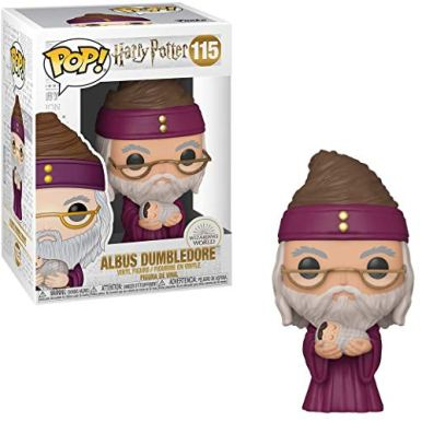 Funko-Pop-Harry-Potter-Harry-Potter-Dumbledore-with-Baby-Harry-Multicolor