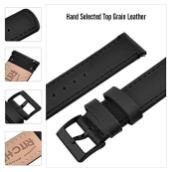 Top Grain Leather Watch Strap