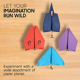 POWERUP-20-Paper-Airplane-Conversion-Kit-Electric-Motor-for-DIY-Paper-Planes-Fly-Longer-and-Farther-Perfect-for-Kids-Adults-Ready-to-Use-Aeroplane-Engine-Kits
